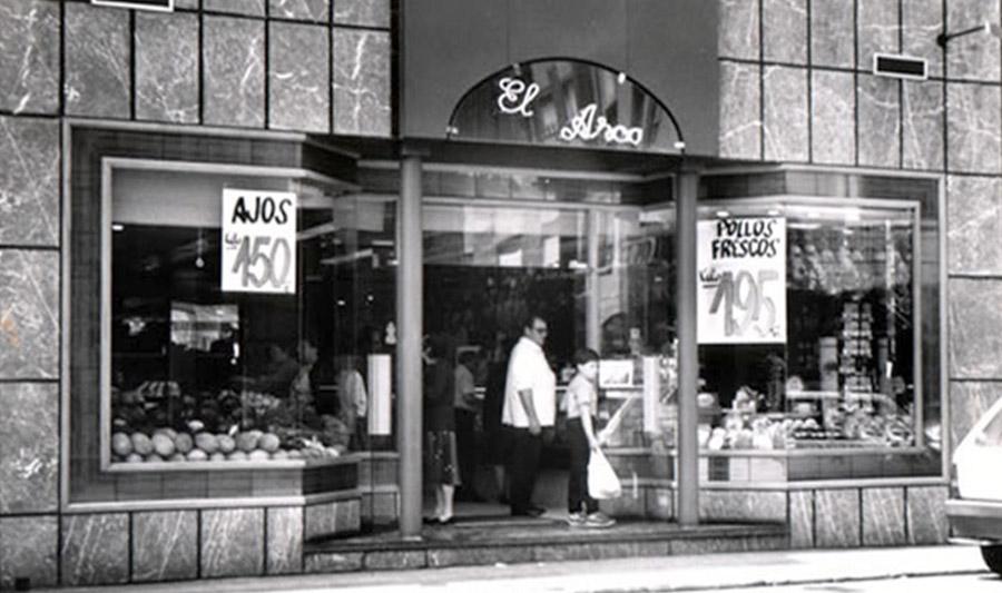 Foto tienda Sama de Langreo 1987