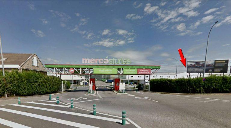 Foto exterior Plataforma Frutería