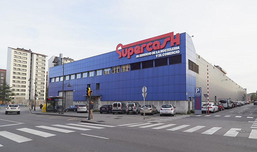Supercash. Tienda Gijón